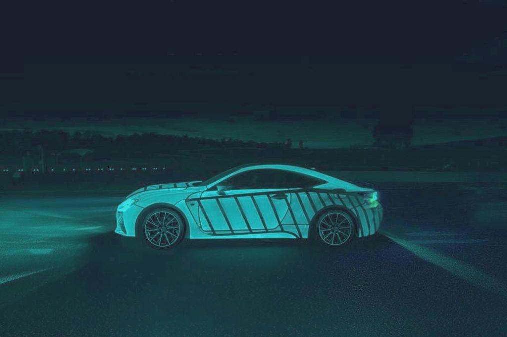 Lexus - zdjęcie w tle