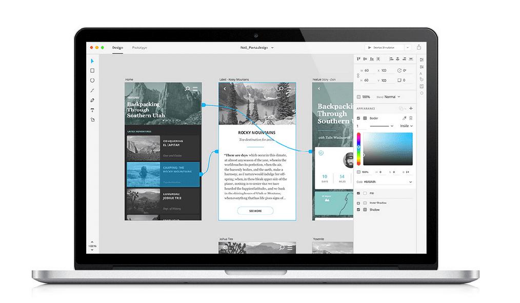 Adobe wydaje narzędzie do prototypowania!