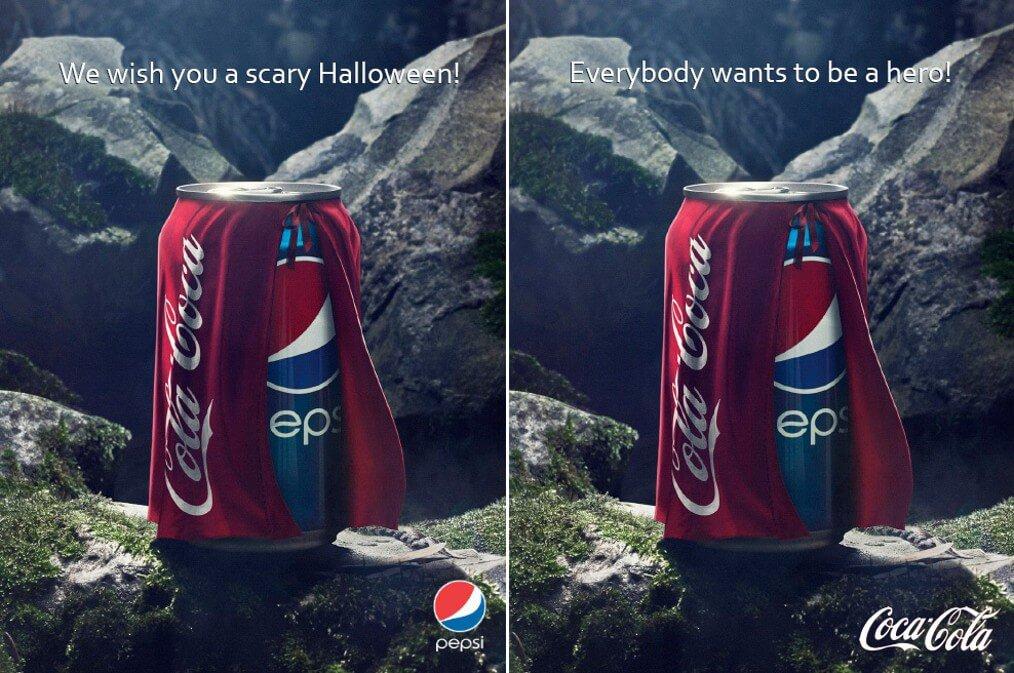 Wojny brandów, czyli jak walczą ze sobą najbardziej popularne marki