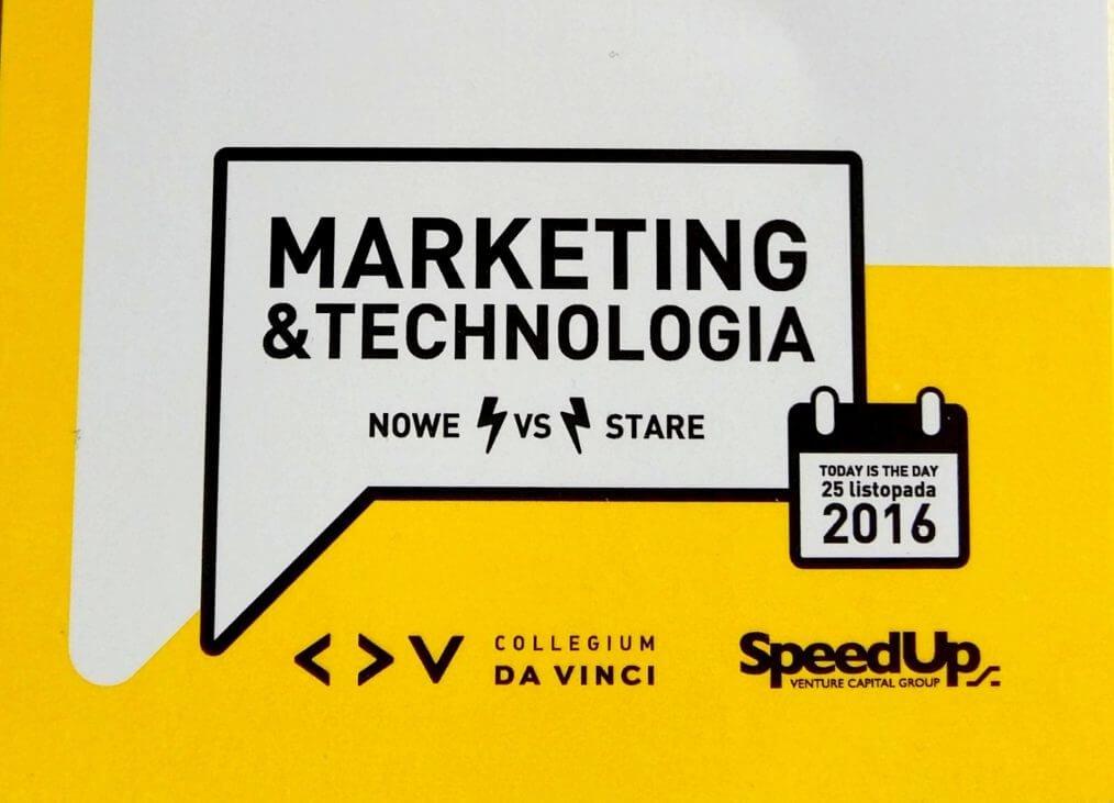 Konferencja Marketing i Technologia – relacja