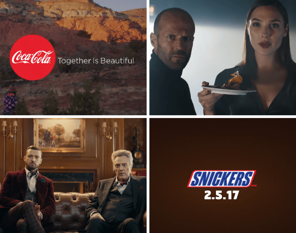 Super Bowl 2017 – TOP 25 reklam