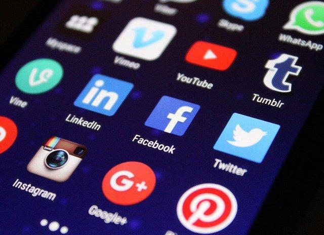 reklama w internecie, social media