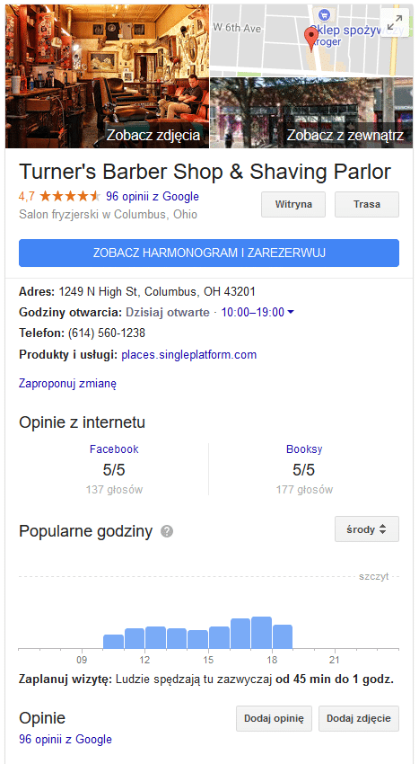 google booking 1