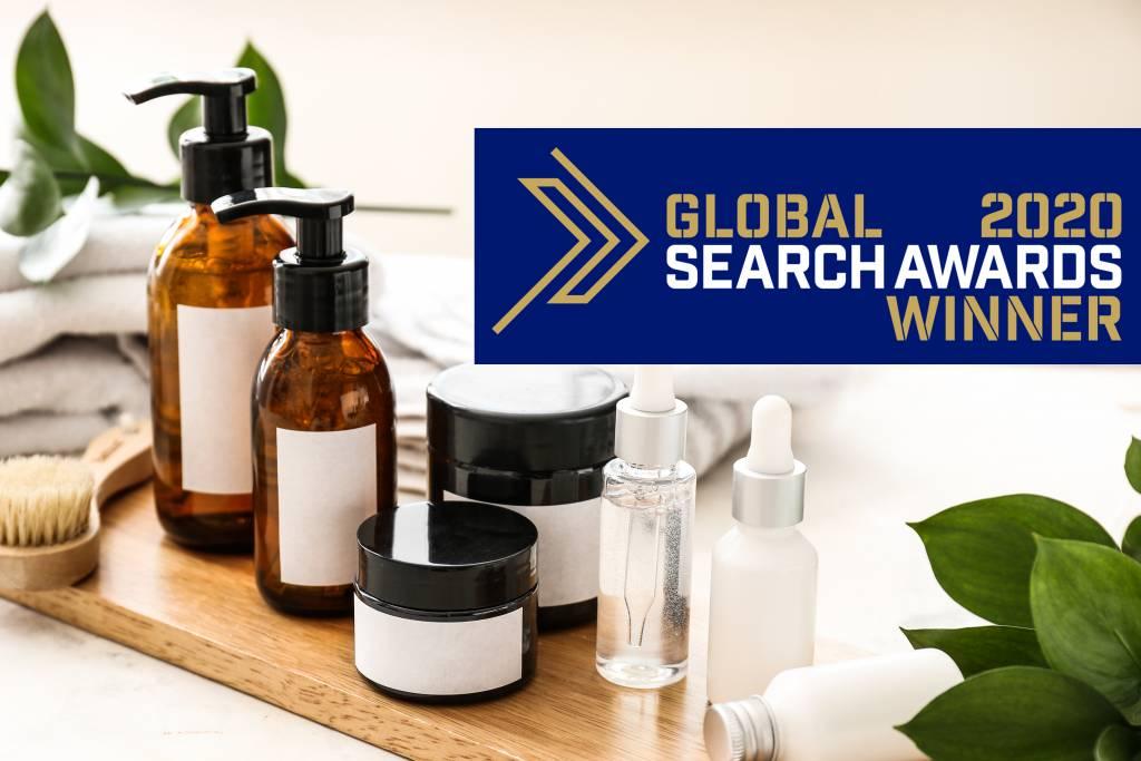 Nagroda Global Search Awards 2020 dla Grupy TENSE za case SEO