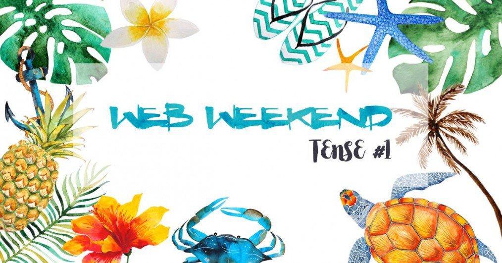 Web Weekend z TENSE #1