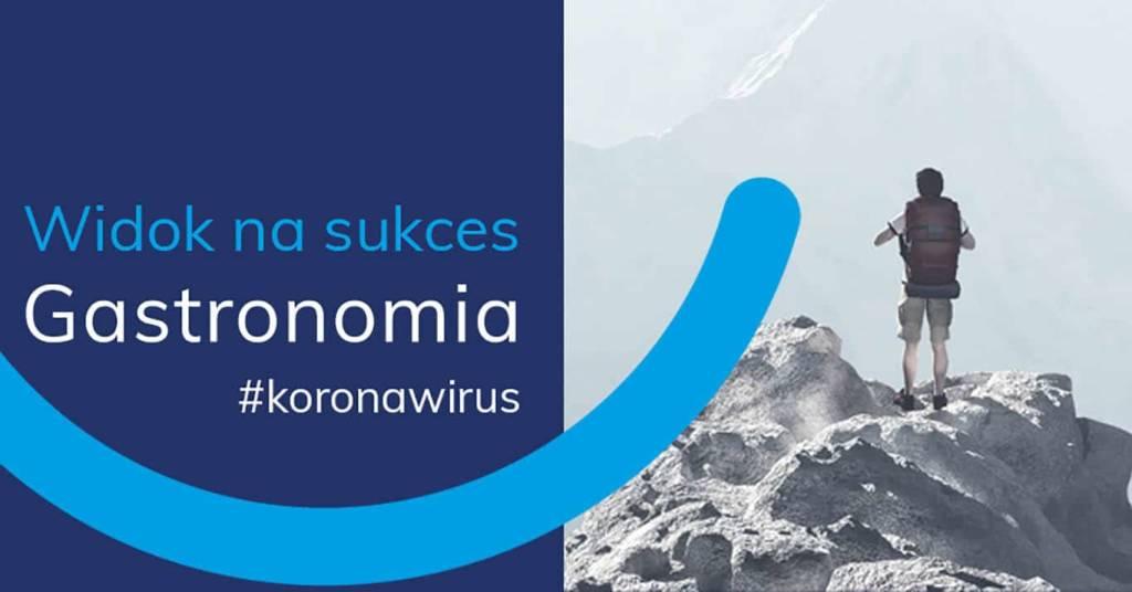 Koronawirus to… szansa? Jak funkcjonować w branży gastronomicznej podczas pandemii?