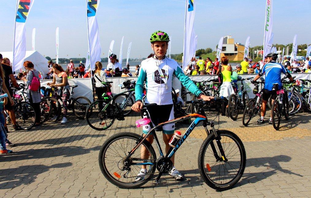 Solid Logistics ŠKODA Bike Challenge