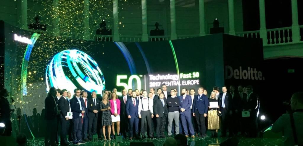 Technology Fast 50: Grupa TENSE po raz drugi w rankingu najszybciej rozwijających się firm w Europie Środkowej według Deloitte