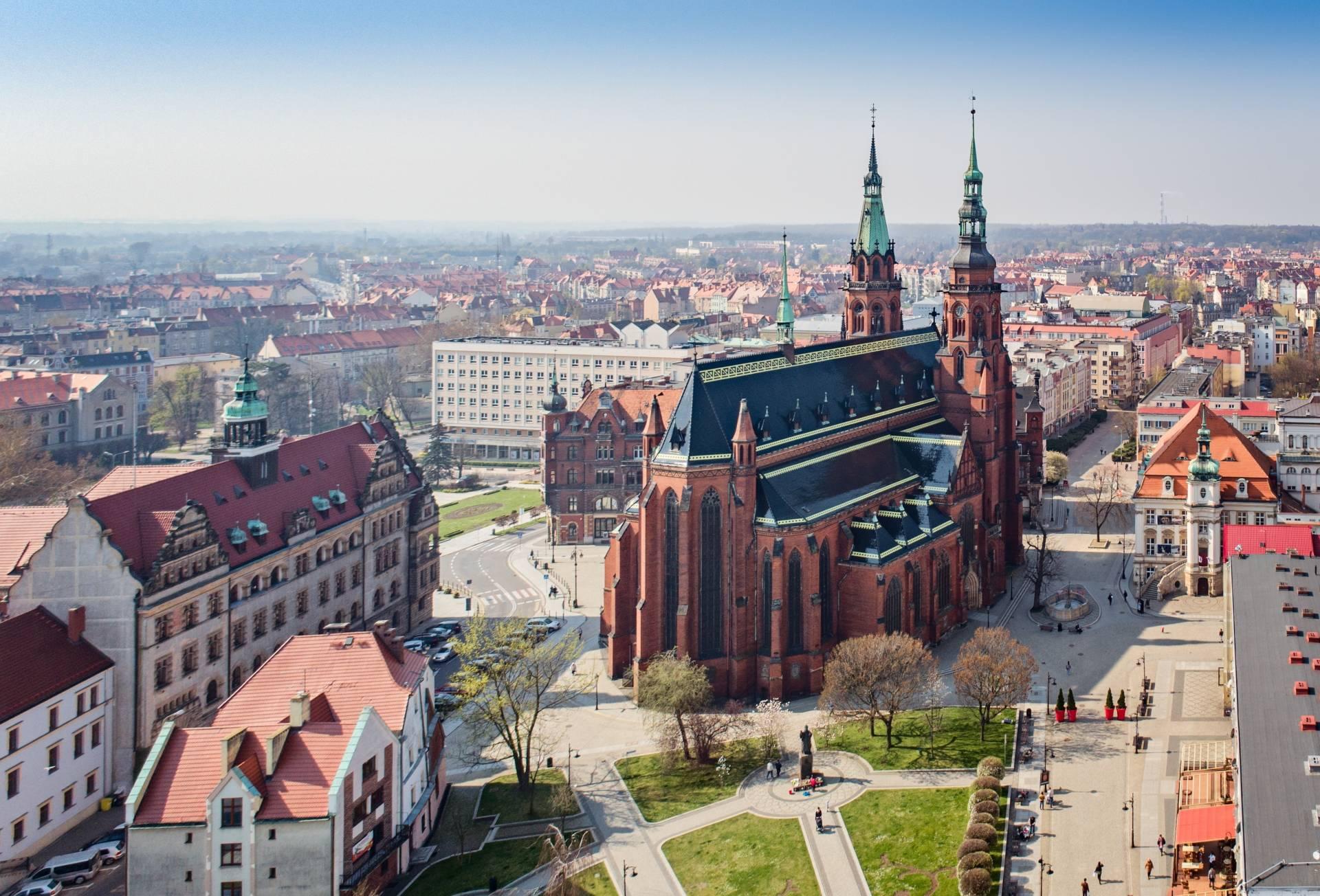 🎯 Pozycjonowanie stron internetowych Legnica | Agencja SEO | Grupa TENSE