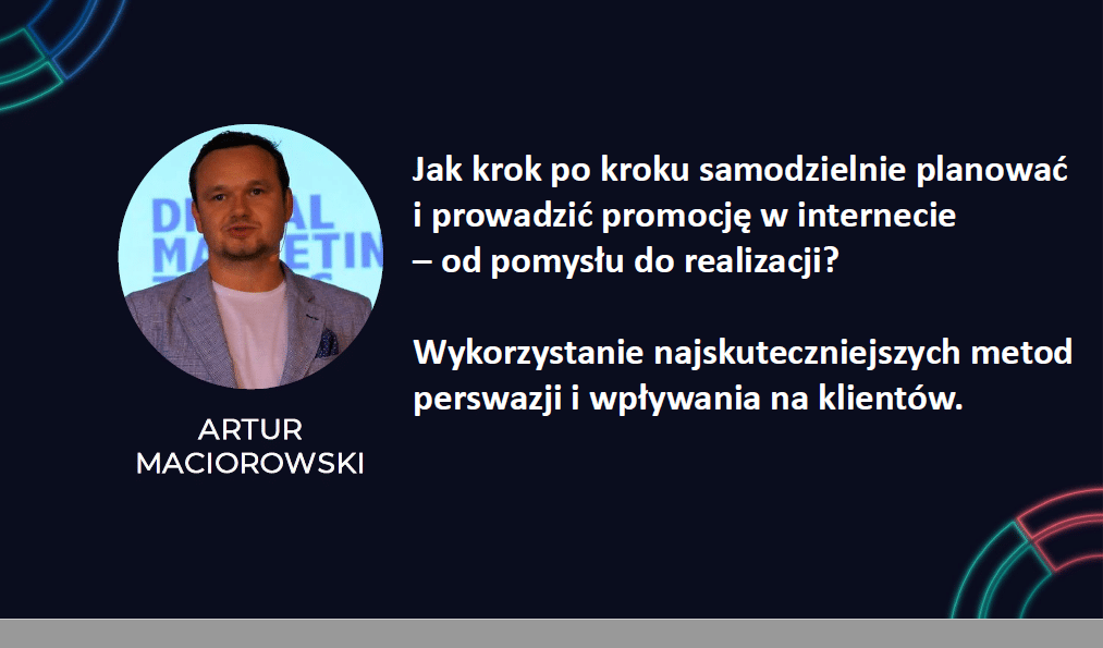Artur Maciorowski Online Marketing