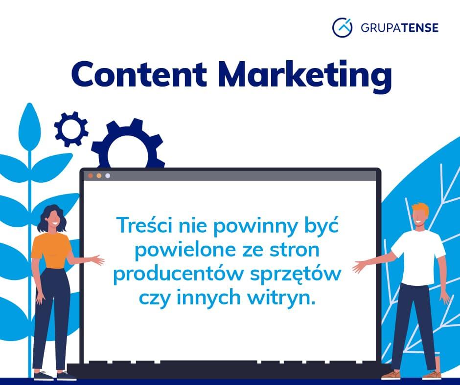 Content marketing a pozycjonowanie stron