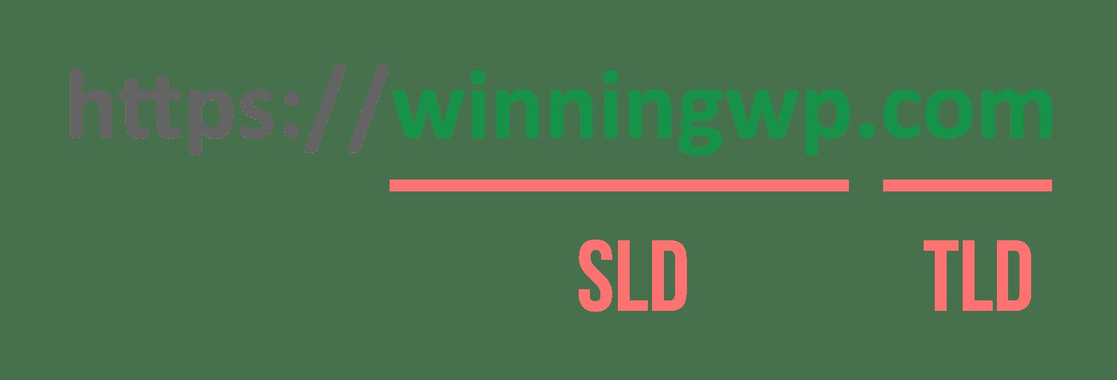 Czym jest SLD i TLD w domenie internetowej