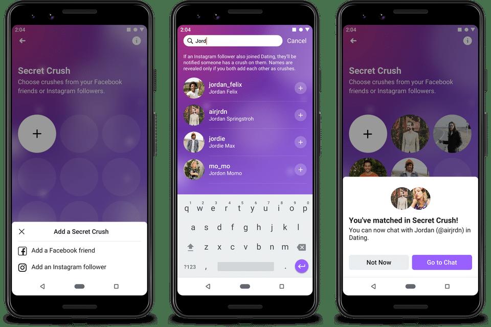 Facebook Dating nowa aplikacja