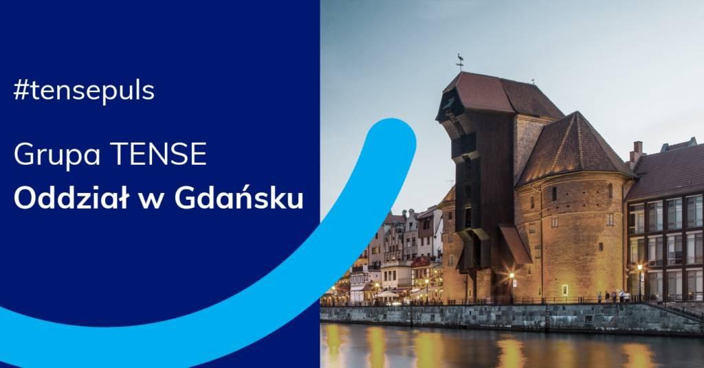 Morskie opowieści. Poznajcie zespół Grupy TENSE w Gdańsku! #tensepuls