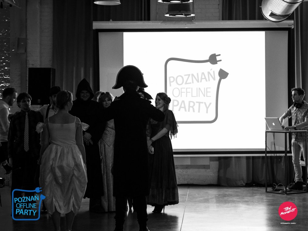 Niech żyje bal! – relacja z Poznań Offline Party