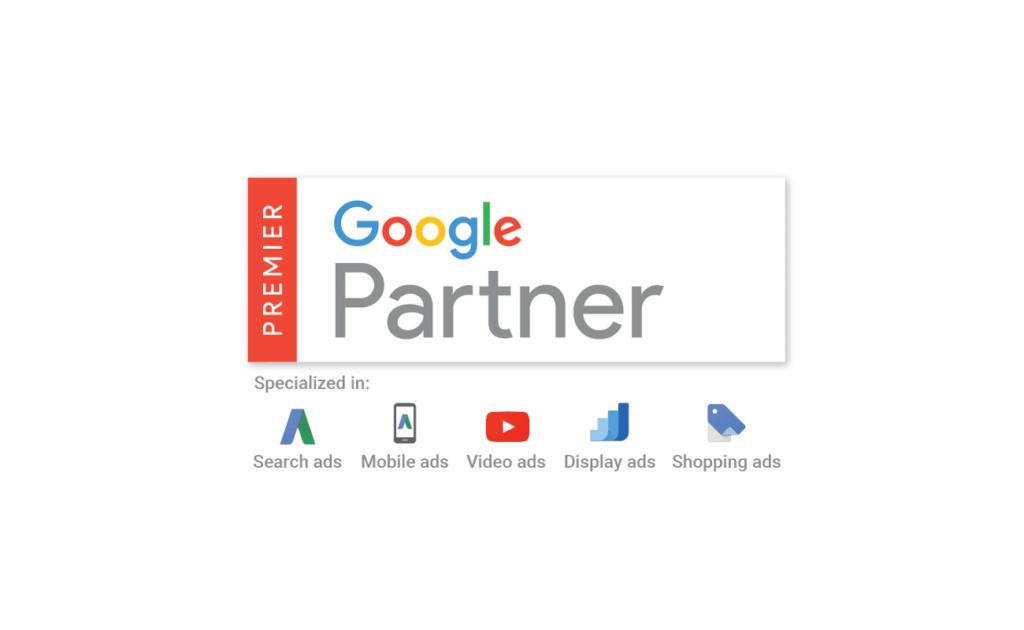 Grupa TENSE w czołówce agencji Google Partners Premier!