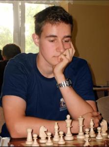 Michał Więcław szachy