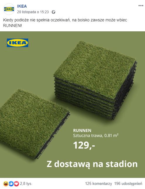real time marketing IKEA