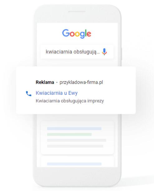 Kampanie Google Ads (AdWords) w sieci wyszukiwania Google