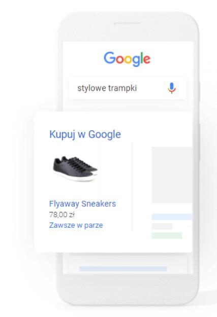 Kampanie produktowe Google Ads, czyli zakupy Google