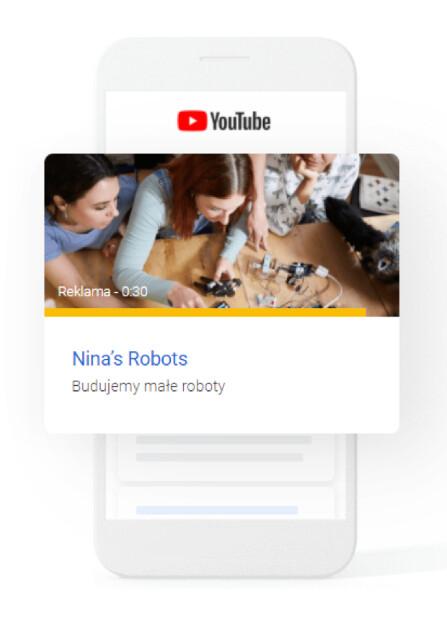 Kampanie wideo na YouTubie