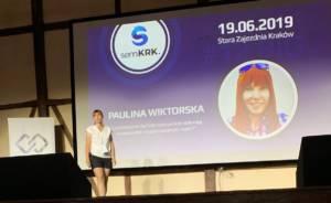 SEM KRK Paulina Witkorska