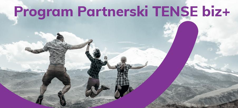 Program Partnerski TENSE biz +