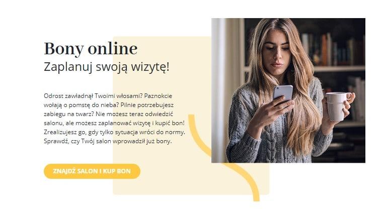 wykorzystaj do promocji bony online