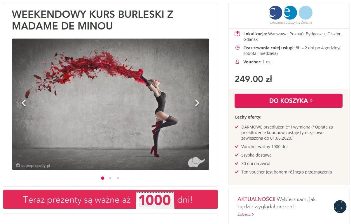sprzedawaj w internecie kursy taneczne online
