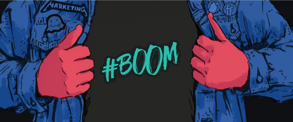 Best of Online Marketing czyli #BOOM – relacja z konferencji