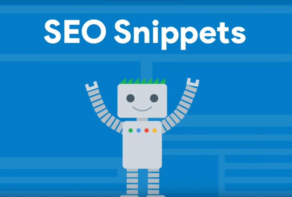 SEO Snippets, czyli seria filmów edukacyjnych dla Webmasterów od Google