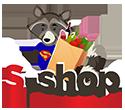 s-shop logo