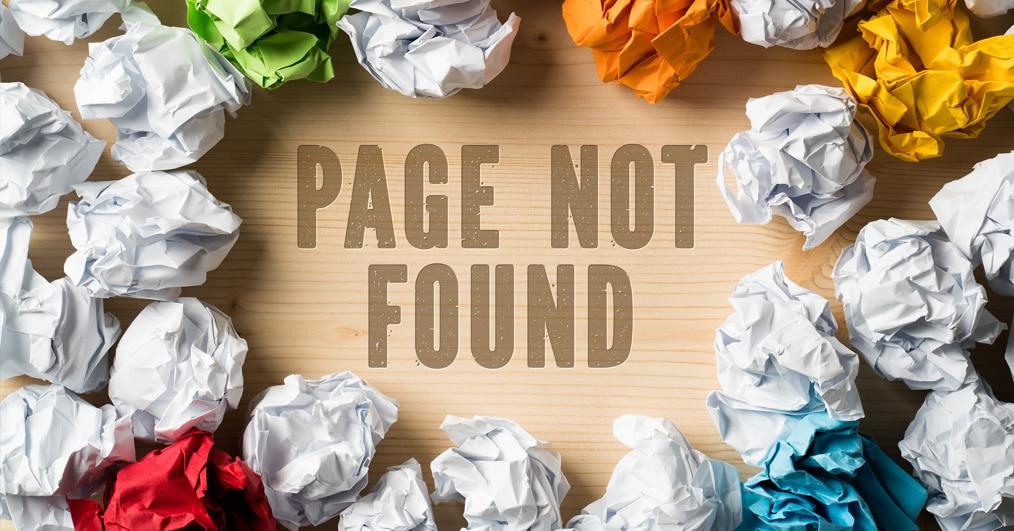 co to jest błąd 404