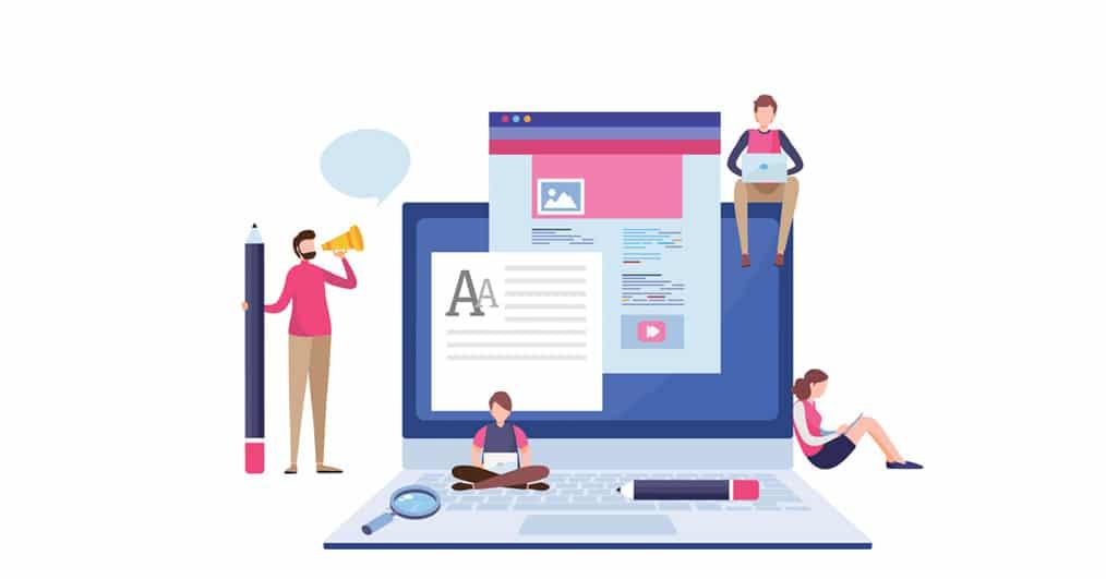 Jaki dbać o UX na blogu firmowym