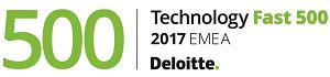 Deloitte Technology Fast 500™ Europe