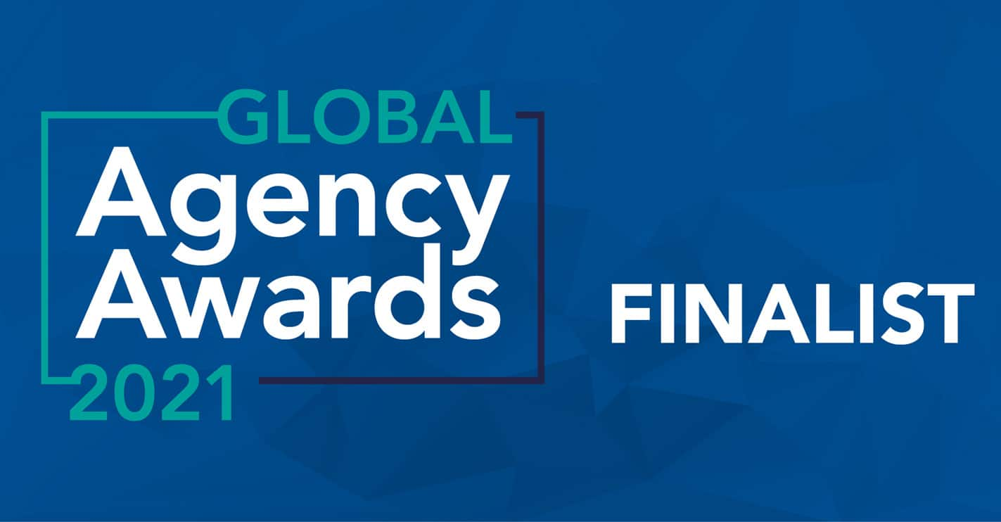 Grupa TENSE w Global Agency Awards 2021