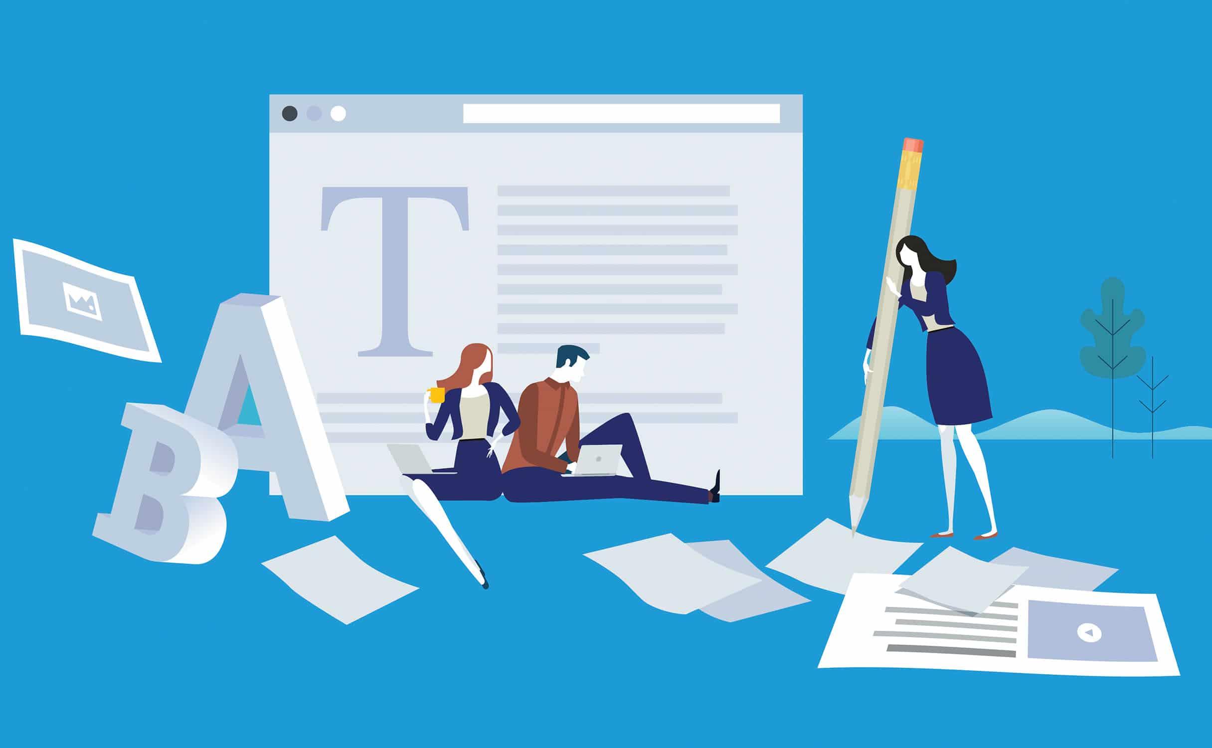 gdzie szukać tematów na blog