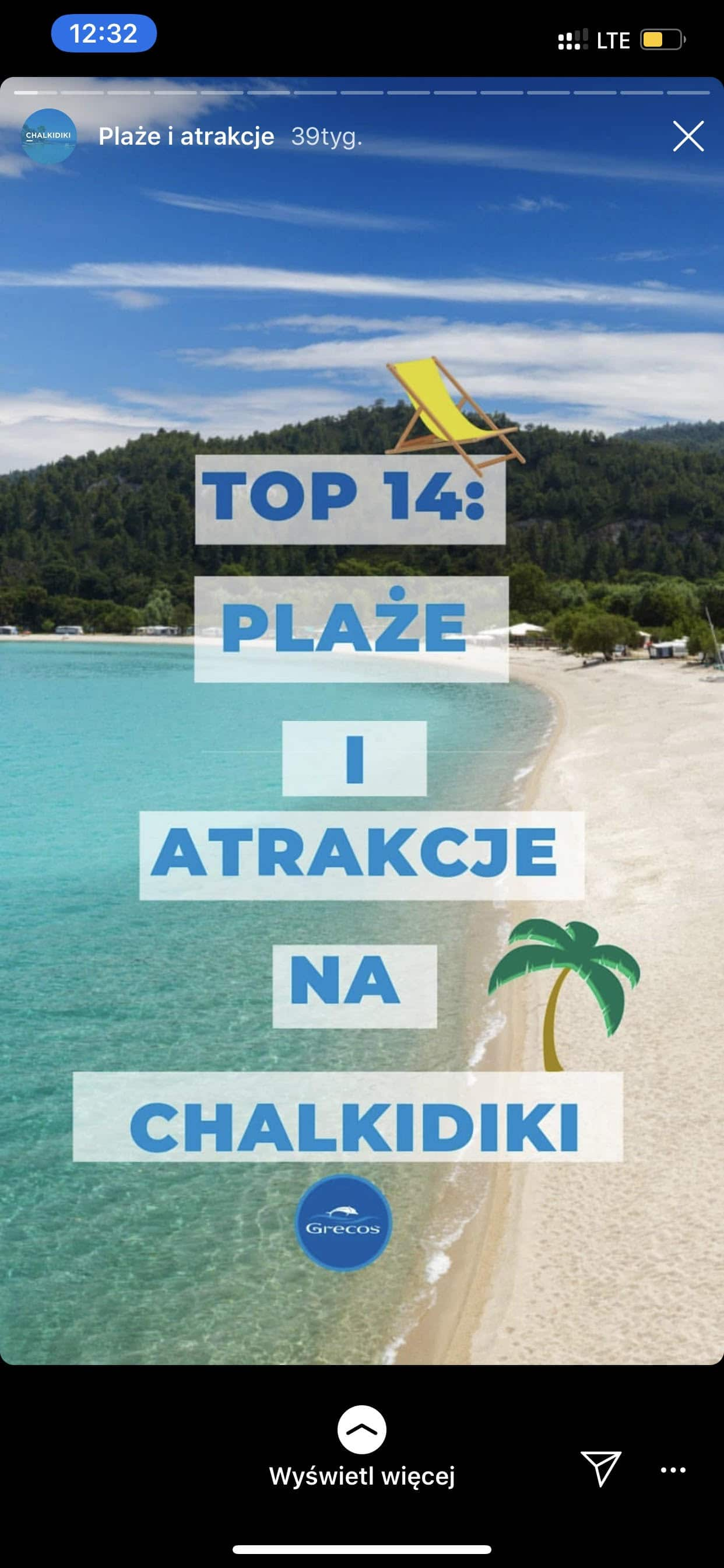 publikuj rankingi najpiękniejszych miejsc na wakacje