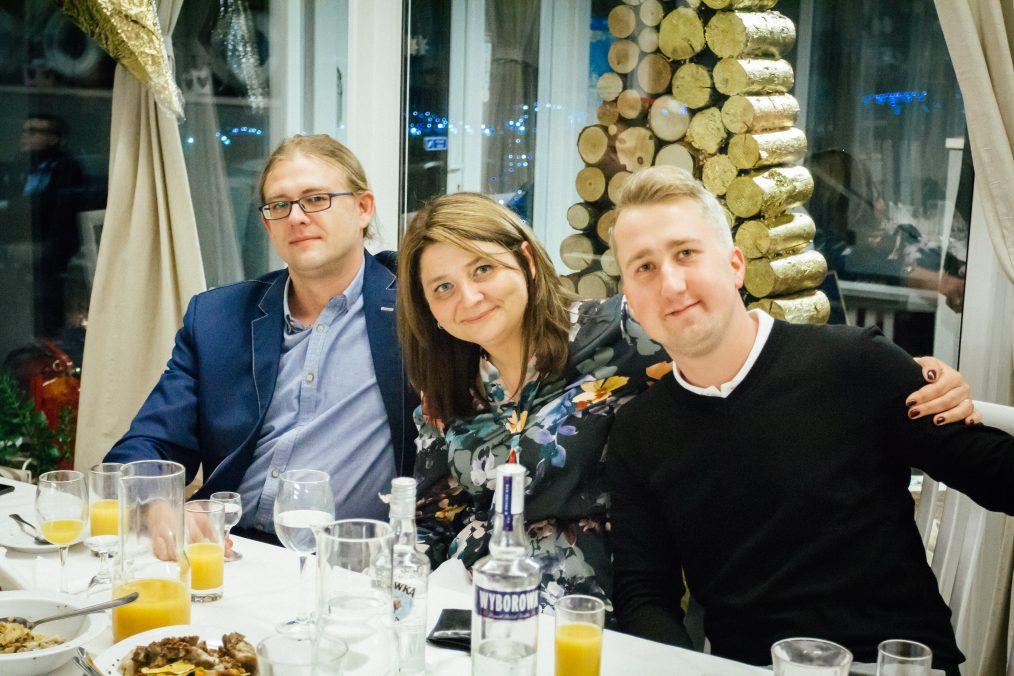 Wigilijne spotkanie w Grupie TENSE 2018 – relacja