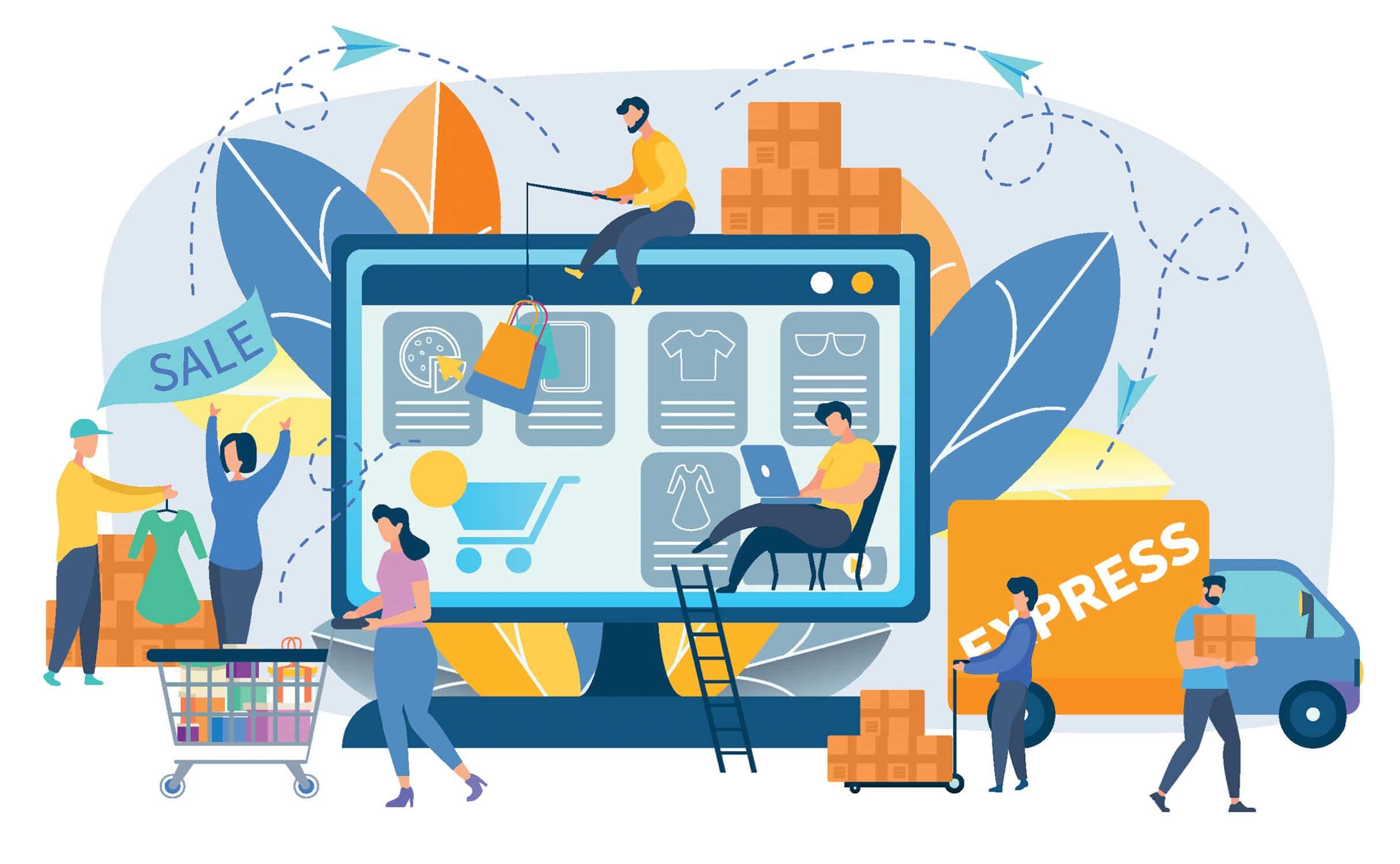 jak założyć sklep online