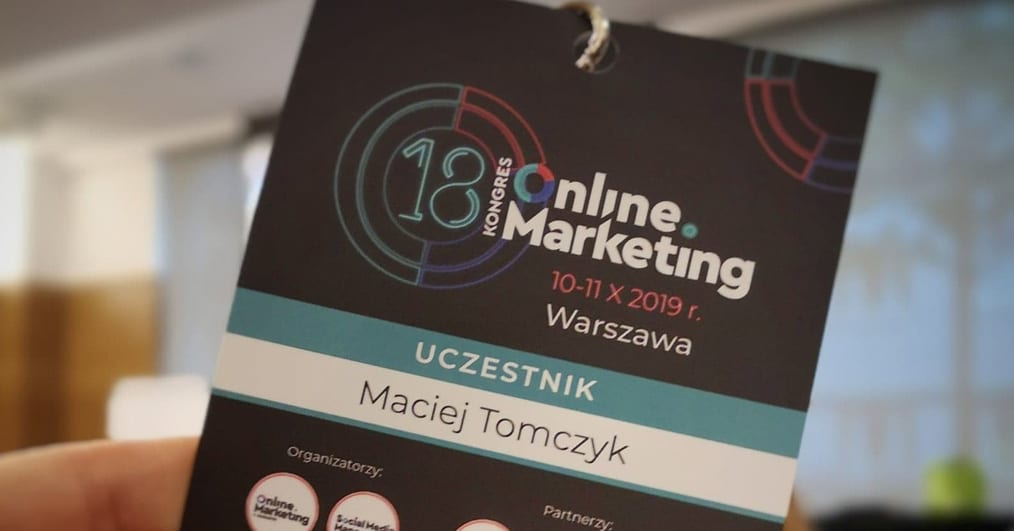 Konferencja Online Marketing