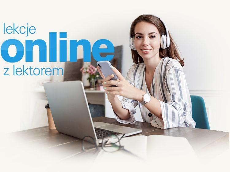 Szkoła PERFEKT uruchomiła lekcje online