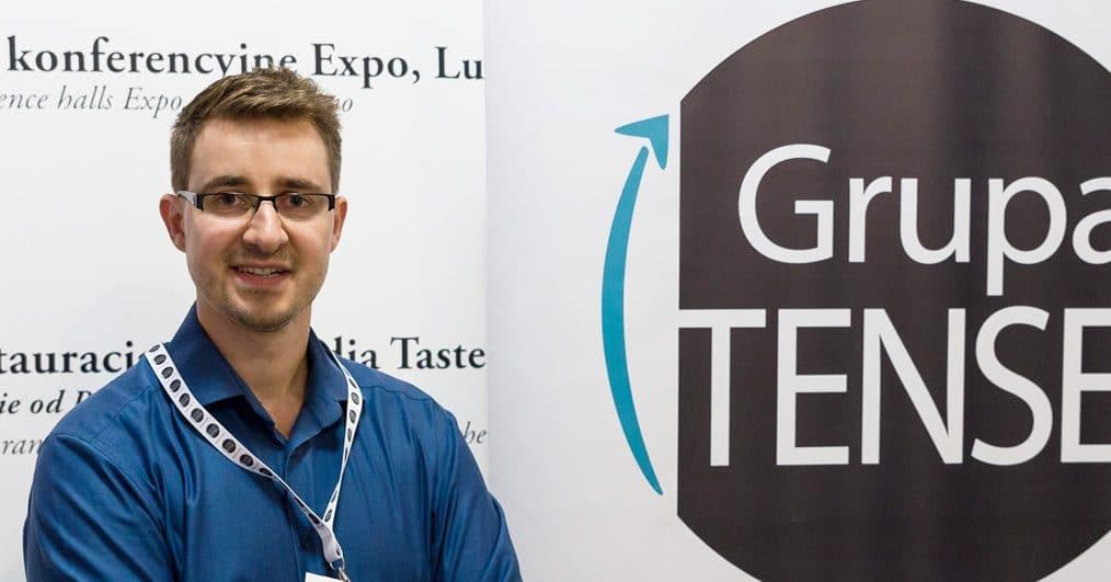 Wywiad na dziesięciolecie Grupy TENSE z Michałem Więcławem
