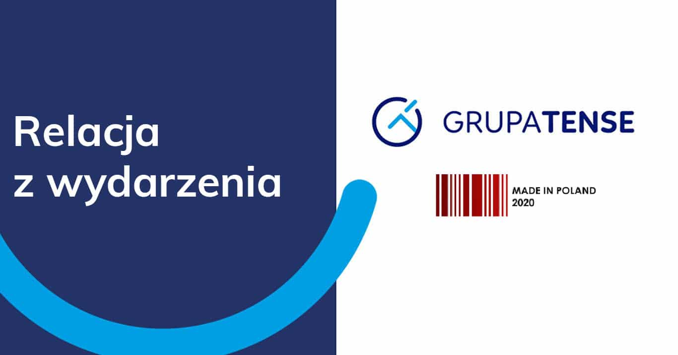Grupa TENSE na Kongresie MADE IN POLAND