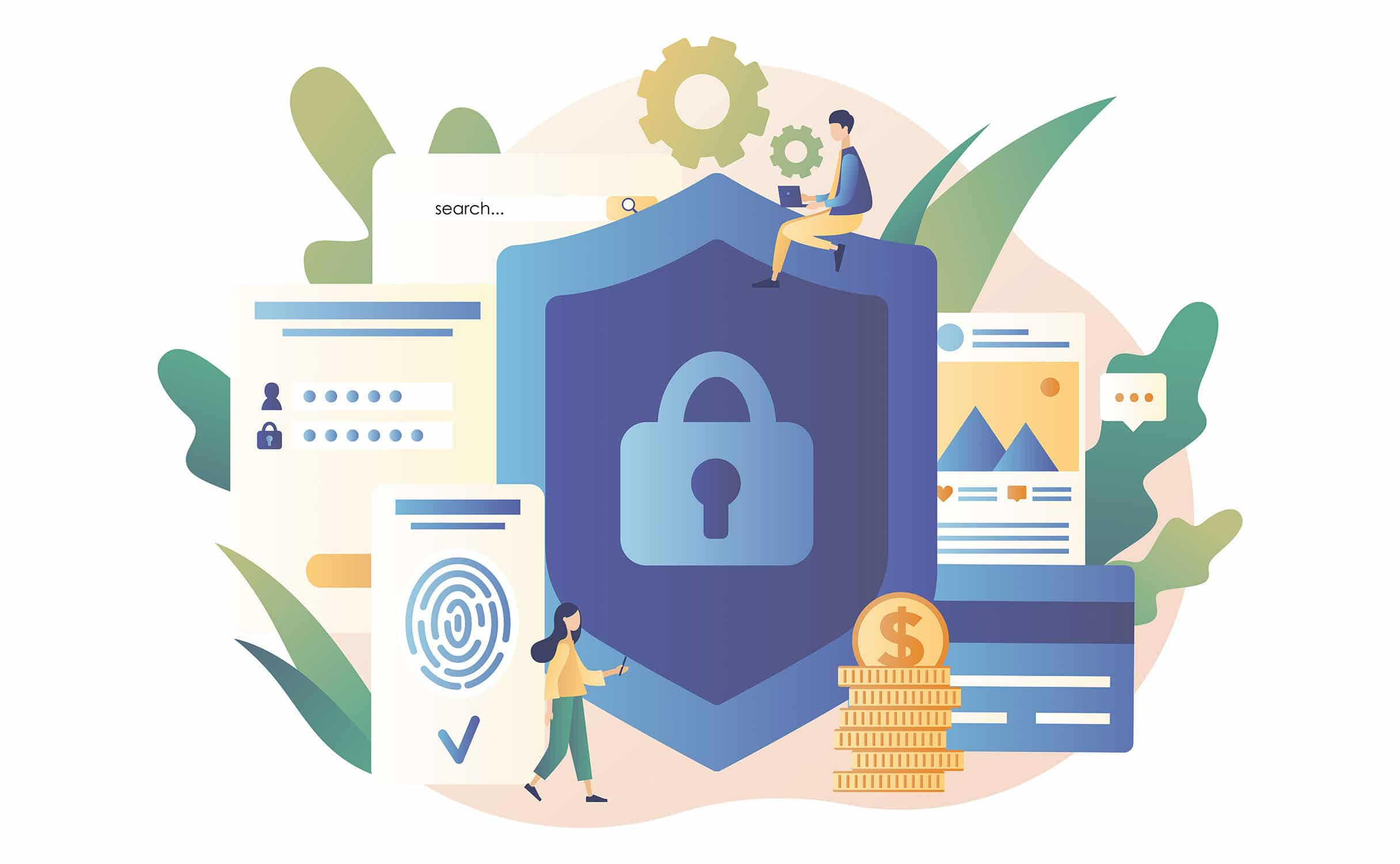 ochrona sklepu online