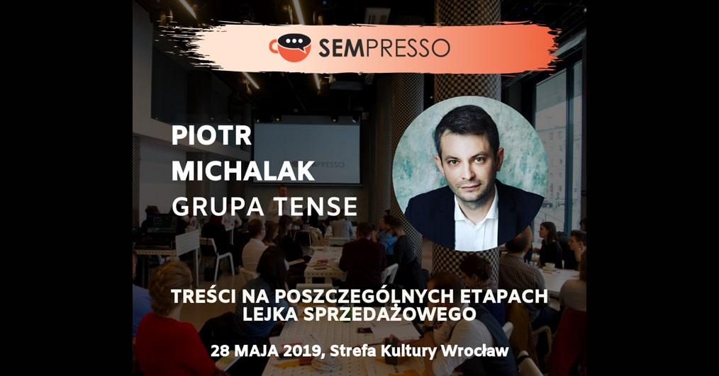 Piotr Michalak sempresso