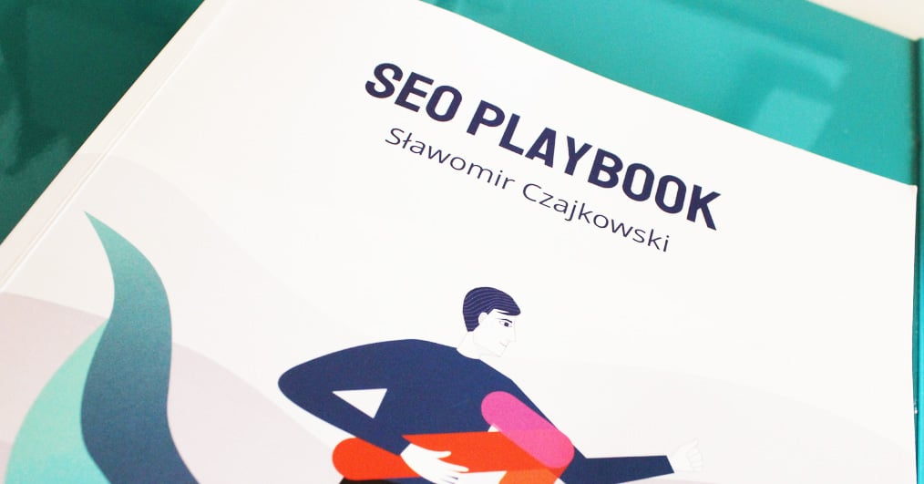 SEO Playbook Sławomir Czajkowski