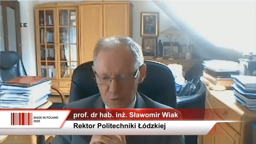 Sławomir Wiak na Kongresie MADE IN POLAND